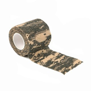 Camouflage Tape ACU, Rolle à 4.5m