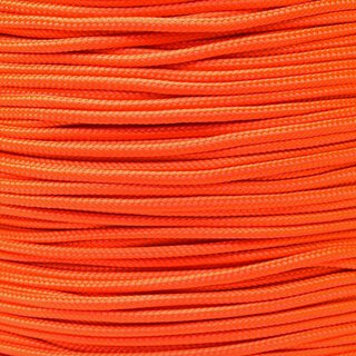 Paracord Typ 2 neon orange