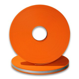BioThane® Beta Reflekt - orange 25 mm