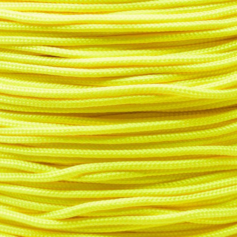 Paracord Typ 2 neon yellow