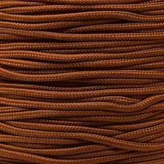 Paracord 2 chocolate brown