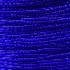 Paracord electric blue