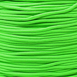 Paracord Typ 2 neon green