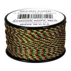 Micro Sport Cord 1.18mm jamaican me crazy