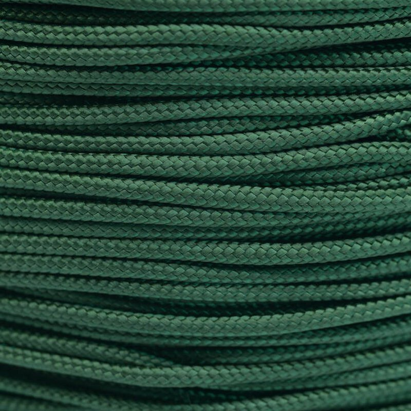 Paracord Typ 2 emerald green