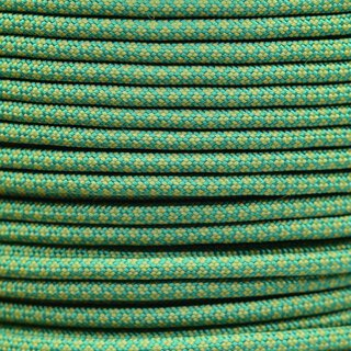 Paracord Typ 3 kelly green moss diamonds