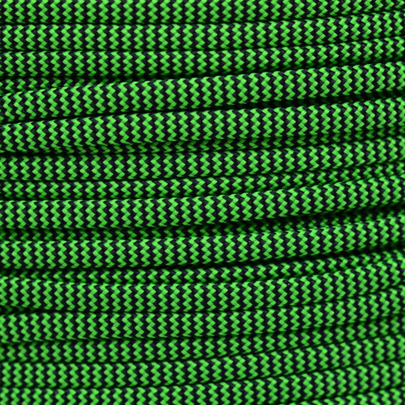 Paracord Typ 3 neon green shockwave
