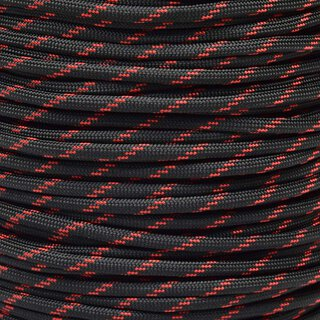 Paracord Typ 3 thin red line