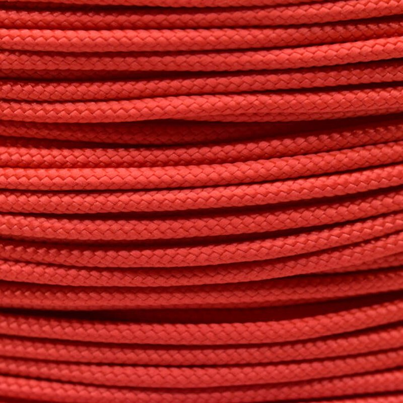 Paracord Typ 2 scarlet red