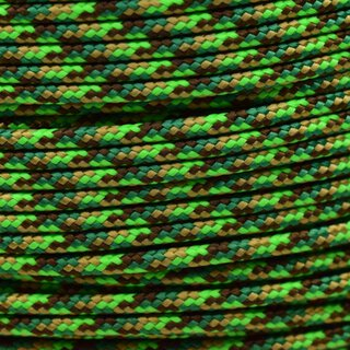 Paracord Typ 2 neon green flame