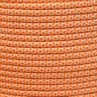 Paracord Typ 3 cream international orange diamonds