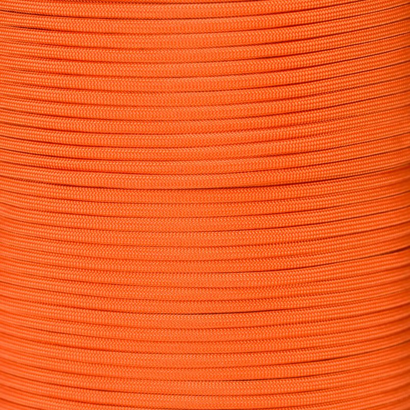 Paracord Typ 3 fox orange