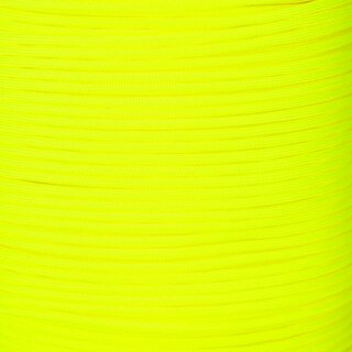 Paracord Typ 3 neon yellow / ultra neon yellow