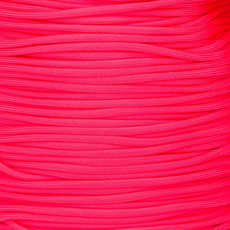 Paracord Typ 3 flamingo pink