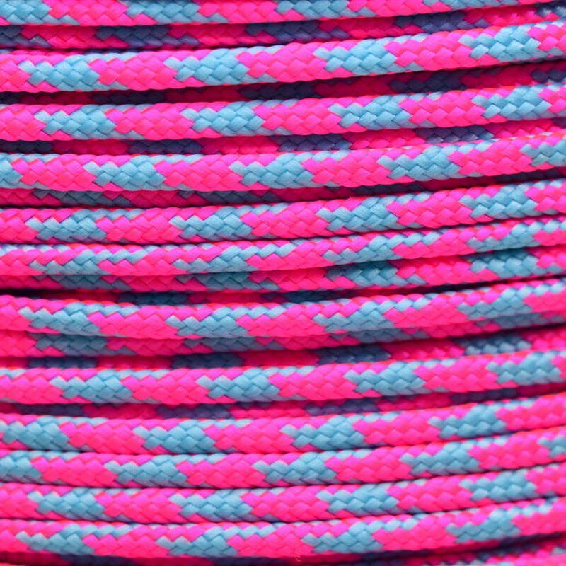 Paracord Typ 2 cotton candy