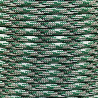 Paracord Typ 3 kelly green camo