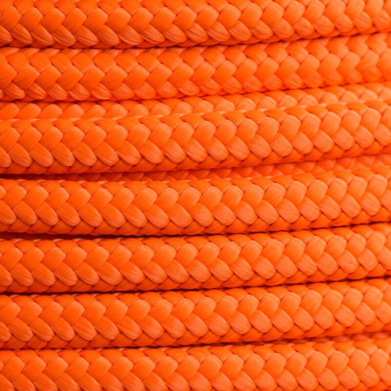 Polypropylen (PP) Seil 14mm 16-fach geflochten orange, CHF 2.85