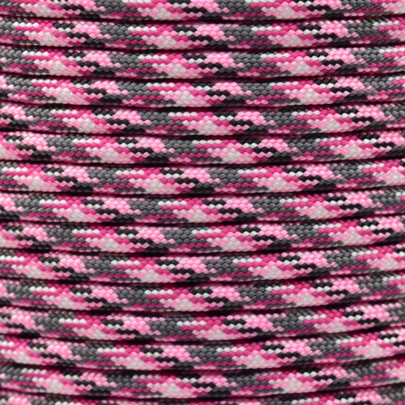 Paracord Typ 3 sneaky pink camo