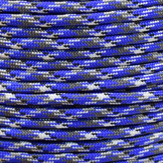 Paracord Typ 3 new blue camo