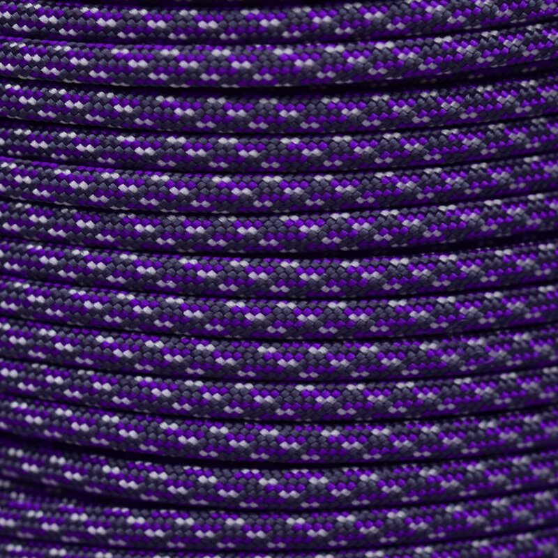 Paracord Typ 3 purple rain