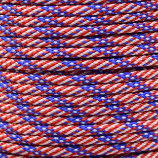 Paracord Typ 3 stars n stripes