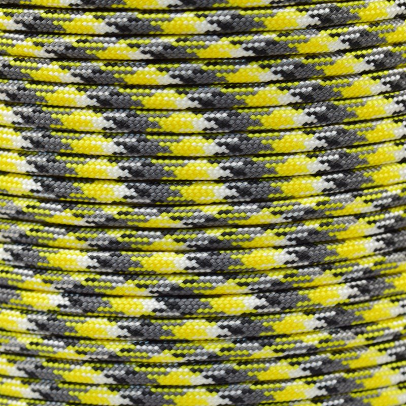 Paracord Typ 3 yellow camo