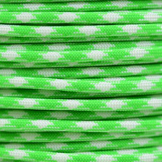 Paracord Typ 3 green valley