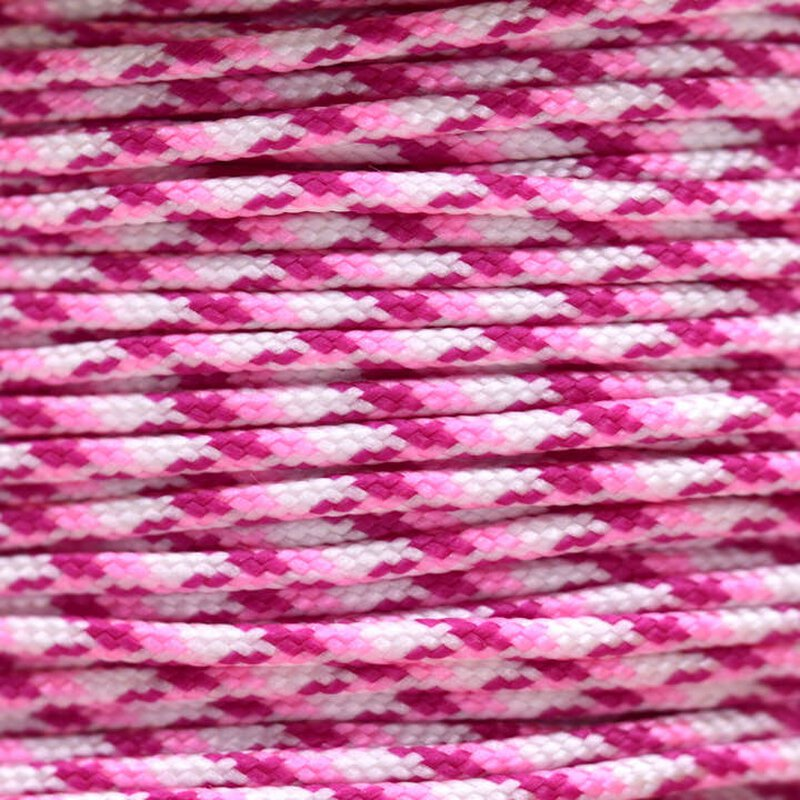 Paracord Typ 1 breast cancer awareness