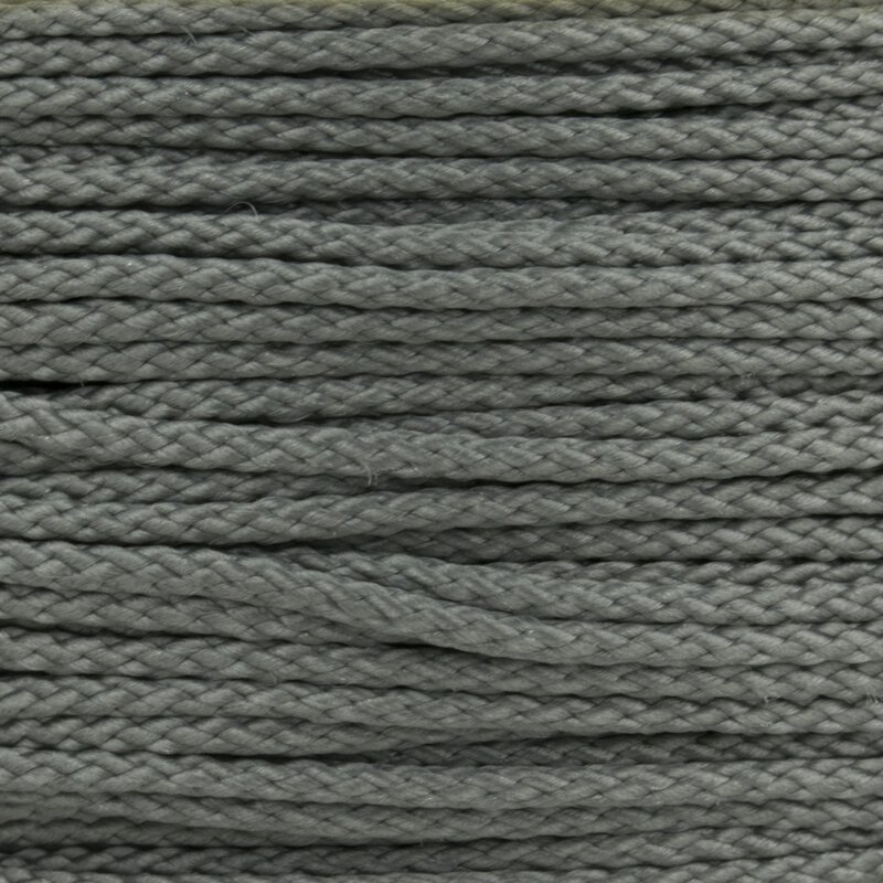 MicroCord 1.18mm charcoal grey