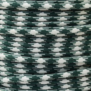 Paracord Typ 3 shamrock frost
