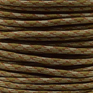 Paracord Typ 3 copperhead