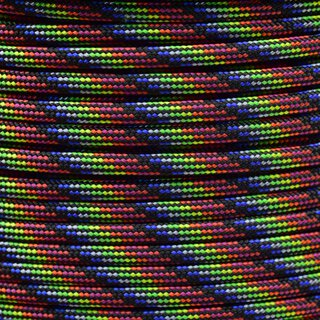 Paracord Typ 3 dark stripes
