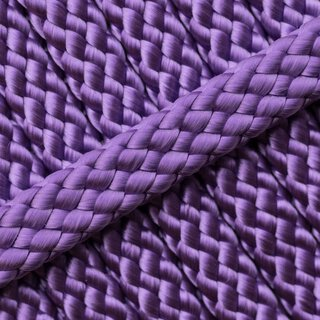 PPM Hohlseil 8mm 12-fach geflochten acid purple