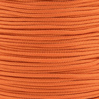 Paracord Typ 1 fox orange