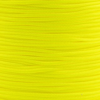 Paracord Typ 1 ultra neon yellow