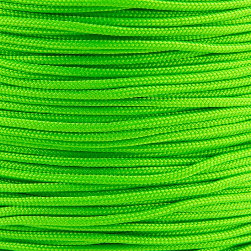 Paracord Typ 1 signal green