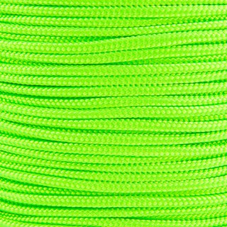 Paracord Typ 2 signal green