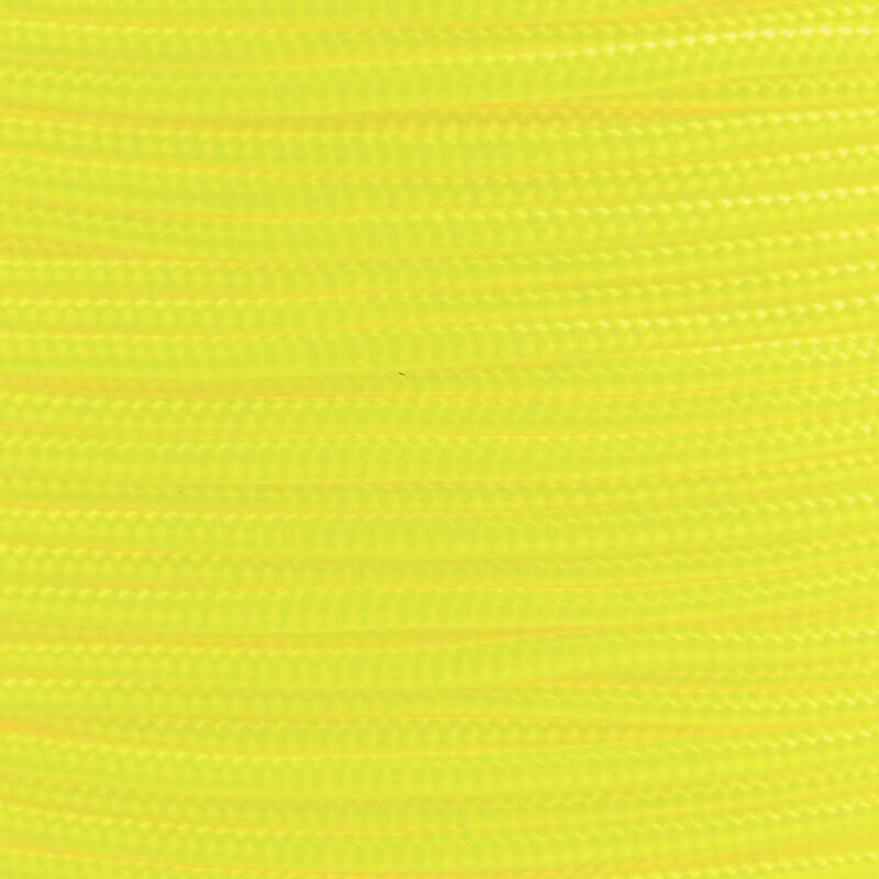Paracord Typ 2 ultra neon yellow