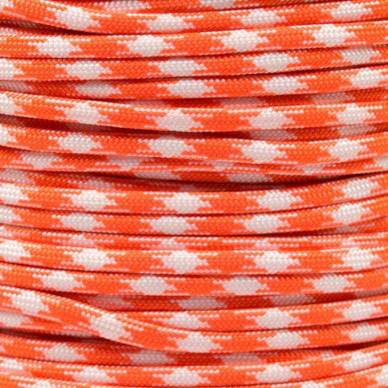Paracord Typ 3 creamsicle