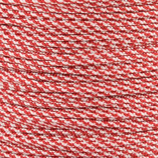 Paracord Typ 1 candy cane