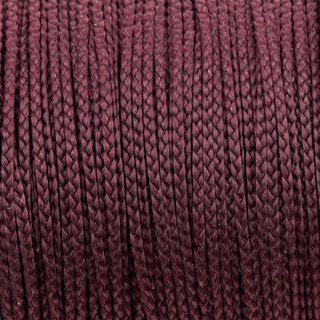 NanoCord 0.75mm maroon