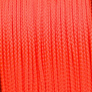 NanoCord 0.75mm neon orange