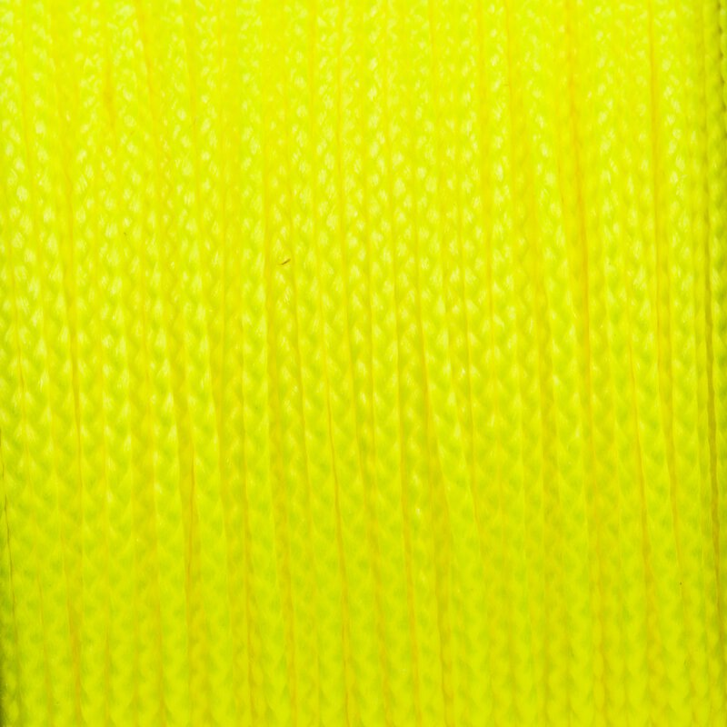 NanoCord 0.75mm neon yellow