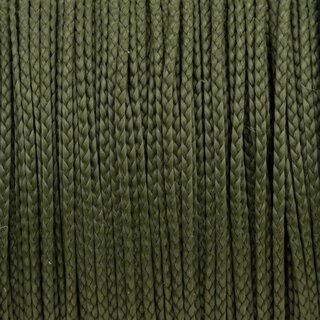 NanoCord 0.75mm olive darb