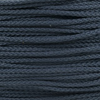 MicroCord 1.18mm navy blue / marine blue
