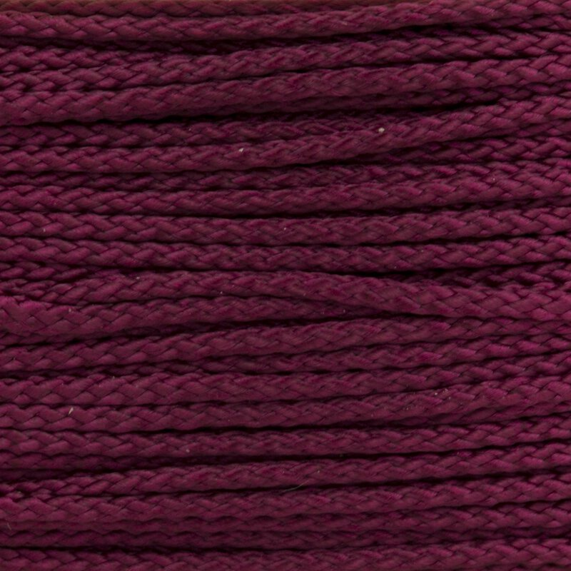 MicroCord 1.18mm burgundy