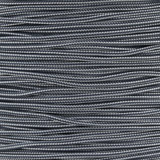 Paracord Typ 1 navy blue white stripe