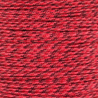 Paracord Typ 1 red blend