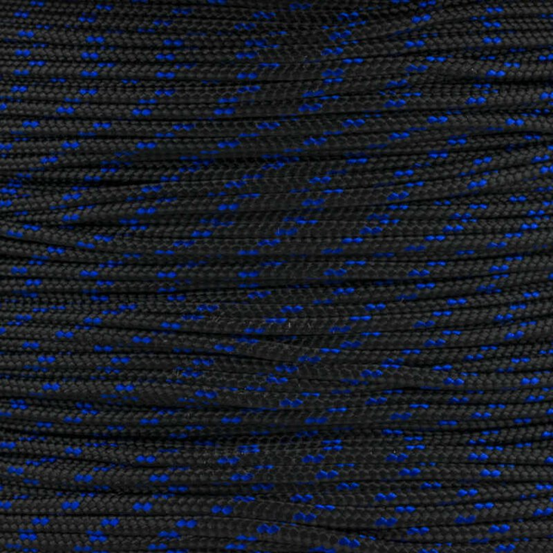 Paracord Typ 1 thin blue line