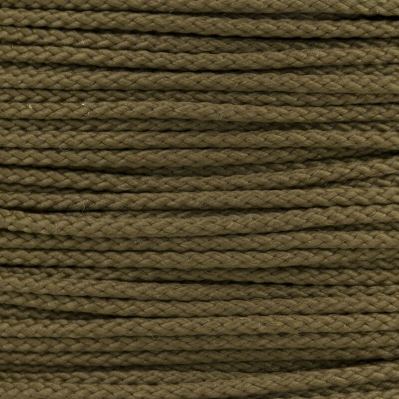 MicroCord 1.18mm coyote brown